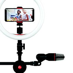 ALFOTO デジタルカメラ、スマートフォン対応 ストリーマー クリエイター向け動画撮影キット AF-99