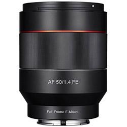 AF50mm F1.4 FE フルサイズ対応 [ソニーEマウント] 標準レンズ