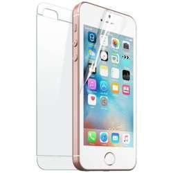 iPhone SE(第1世代)4インチ / 5s / 5用 PATCHWORKS クリアフィルム 前面1枚&裏面1枚 P-4473