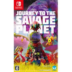 〔中古品〕Journey to the savage planet   HAC-P-AWLDB [Switch]