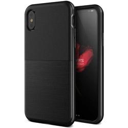 iPhone X用 VRS DESIGN High Pro Shield(ハイプロシールド) MIL VR_I8NCSDLHS_MB メタルブラック