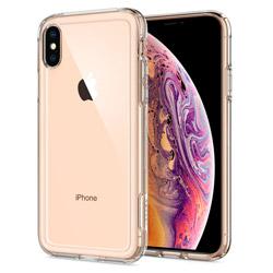 iPhone XS 5.8 Case Crystal Hybrid Crystal Clear 063CS25140