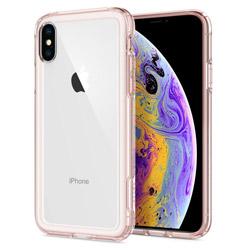 iPhone XS 5.8 Case Crystal Hybrid Rose Crystal 063CS25142