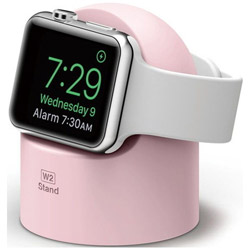 elago W2 STAND for Apple Watch Lovely Pink EL_WCASTSCW2_LP