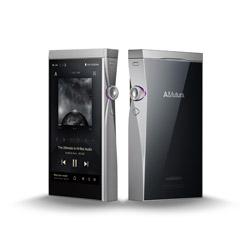 ハイレゾポータブルプレーヤー A&futura SE180 Moon Silver AK-SE180-SEM1-MS [256GB /ハイレゾ対応]