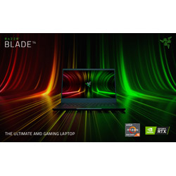 RZ09-0370BJA3-R3J1 ゲーミングノートパソコン RAZER BLADE 14  [14.0型 /AMD Ryzen 9 /SSD:1TB /メモリ:16GB /2021年6月モデル]