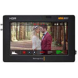 Blackmagic Video Assist5インチ 12G HDR