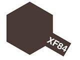 タミヤカラー エナメル XF-84 ダークアイアン(履帯色) (つや消し)