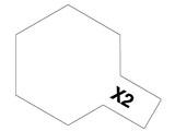 タミヤカラー エナメル X-2 ホワイト (光沢)