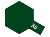 タミヤカラー エナメル X-5 グリーン (光沢)
