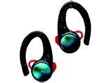 フルワイヤレスイヤホン アウトドアスポーツ特化型 BACKBEATFIT3100-BLK ブラック [リモコン・マイク対応 /防水&左右分離タイプ /Bluetooth]