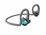 アウトドア スポーツ特化型Bluetoothワイヤレスイヤホン BACKBEATFIT2100-GRY
