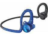 アウトドア スポーツ特化型Bluetoothワイヤレスイヤホン BACKBEATFIT2100-BLU