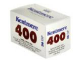 高感度モノクロフィルム Kentmere PAN 400 135-36枚撮り KMP40013536