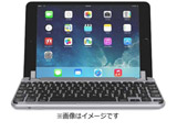 BRYDGE MINI BRY5002(スペースグレー) [iPad mini/mini2/mini3対応] ハードケース一体型Bluetoothキーボード