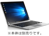 BRY7101  NEW Surface Pro、Surface Pro 3 and 4対応ハードケース一体型SSD搭載Bluetoothキーボード BRYDGE 12.3 Pro 128
