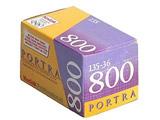 コダック プロフェッショナル ポートラ 800 135-36枚