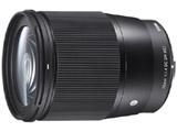 カメラレンズ 16mm F1.4 DC DN Contemporary【ソニーEマウント(APS-C用)】