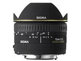 カメラレンズ 15mm F2.8 EX DG DIAGONAL FISHEYE【ニコンFマウント】