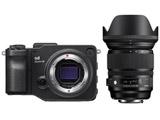 sd Quattro H ミラーレス一眼カメラ 24-105mm F4 DG OS HSM Art レンズキット [ズームレンズ]