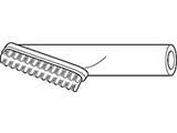 充電式クリーナー用 棚ブラシ A-37552