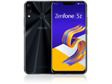 ZenFone 5Z (ZS620KL) シャイニーブラック 「ZS620KL-BK128S6」 6.2型 nanoSIMx2