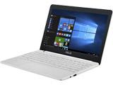 モバイルノートPC E203MA-4000W パールホワイト [Celeron・11.6インチ・eMMC 64GB・メモリ 4GB]