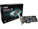 Xonar SE PCIeゲーミングサウンドカード XonarSE