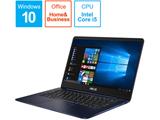 モバイルノートPC ZenBook 14 UX430UA-GV259TS ロイヤルブルー [Core i5・14.0インチ・Office付き・SSD 256GB・メモリ 8GB]