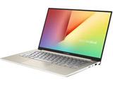 モバイルノートPC VivoBook S13 S330UA-8250 アイシクルゴールド [Win10 Home・Core i5・13.3インチ・SSD 256GB]