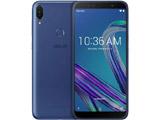 Zenfone Max Pro M1 ZB602KL-BL32S3 スペースブルー Android 8.1・6.0型 nanoSIM×2 SIMフリースマートフォン