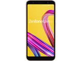 Zenfone Live L1 シマーゴールド「ZA550KL-GD32」 Snapdragon 430 5.5型ワイド メモリ/ストレージ:2GB/32GB nanoSIMx2 DSDS対応 ド