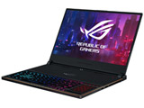 ゲーミングノートPC ROG ZEPHYRUS S GX531GX-I7R2080 [Core i7・15.6インチ・メモリ 24GB・RTX 2080]