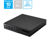 PB60-B5372ZD デスクトップパソコン MiniPC ブラック [モニター無し /HDD:1TB /メモリ:4GB /2019年7月モデル]