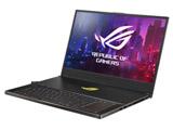 GX701GXR-I7R2080Q ゲーミングノートパソコン ROG ZEPHYRUS S ブラックメタル [17.3型 /intel Core i7 /SSD:1TB /メモリ:32GB /20