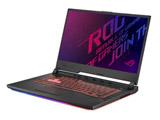 G531GU-I7G1660T ゲーミングノートパソコン ROG Strix G ブラック [15.6型 /intel Core i7 /SSD:1TB /メモリ:16GB /2019年6月モデル