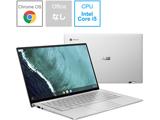 C434TA-AI0115 ノートパソコン Chromebook Flip シルバー [14.0型 /intel Core i5 /eMMC:64GB /メモリ:8GB /2019年9月モデル]