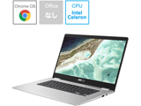 ノートPC Chromebook C523NA-EJ0130 シルバー [Celeron・15.6インチ・eMMC 64GB・メモリ 8GB]