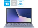 【09/28発売予定】 UM431DA-AM045T 14型ノートPC ASUS ZenBook 14 ユートピアブルー [14.0型 /AMD Ryzen 7 /SSD:512GB /メモリ:8GB]