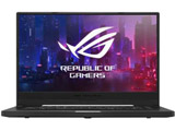 ゲーミングノートPC ROG Zephyrus G GA502DU-A7G1660T ブラック [Ryzen 7・15.6インチ・メモリ 16GB・GTX 1660 Ti]