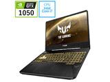 【在庫限り】 FX505DD-R7G1050BKS ゲーミングノートパソコン TUF Gaming ガンメタル [15.6型 /AMD Ryzen 7 /SSD:512GB /メモリ:8GB /2019年12月モデル]