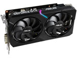 グラフィックボード DUAL-GTX1660S-O6G-MINI   [6GB /GeForce GTXシリーズ]
