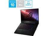 GX502LWS-I78R2070S ゲーミングノートパソコン ROG Zephyrus S15 ブラック [15.6型 /intel Core i7 /SSD:1TB /メモリ:32GB /2020年8月モデル]