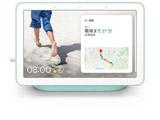 Google Nest Hub スマートホームディスプレイ GA00578-JP アクア [Bluetooth対応 /Wi-Fi対応]