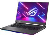 G713QR-R9XR3070ECG ゲーミングノートパソコン ROG Strix G17 G713QR エクリプスグレー [17.3型 /AMD Ryzen 9 /メモリ:16GB /SSD:1TB /2021年7月モデル]