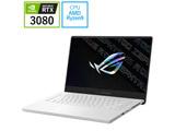 【店頭併売品】 GA503QS-R9R3080W ゲーミングノートパソコン ROG Zephyrus G15 GA503QS ムーンライトホワイト [15.6型 /AMD Ryzen 9 /SSD:1TB /メモリ:32GB /2021年3月モデル]
