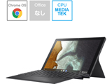 【店頭併売品】 ノートパソコン Chromebook Detachable CM3(セパレート型) ミネラルグレー CM3000DVA-HT0019 [10.5型 /MediaTek /eMMC:128GB /メモリ:4GB /2021年3月モデル]