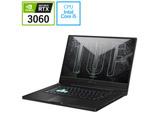 FX516PM-I5R3060GBKS ゲーミングノートパソコン TUF Dash F15 FX516PM エクリプスグレー [15.6型 /intel Core i5 /SSD:512GB /メモリ:16GB /2021年4月モデル]