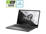 GA401QM-R9R3060GLQBKS ゲーミングノートパソコン ROG Zephyrus G14 エクリプスグレー [14.0型 /AMD Ryzen 9 /SSD:1TB /メモリ:16GB /2021年5月モデル]