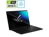 GU603HE-I7R3050TU144 ゲーミングノートパソコン ROG Zephyrus M16 GU603HE オフブラック [16.0型 /intel Core i7 /メモリ:16GB /SSD:512GB /2021年9月モデル]